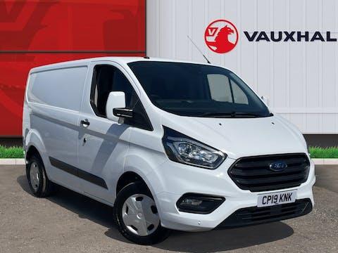 Ford Transit Custom 2.0 300 Ecoblue Trend Panel Van 5dr Diesel Manual L1 H1 Eu6 (130 Ps) | CP19KNK