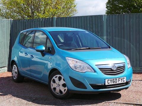 Vauxhall Meriva 1.7 CDTi 16V Exclusiv Mpv 5dr Diesel Automatic (168 G/km, 99 Bhp) | CY60FYC