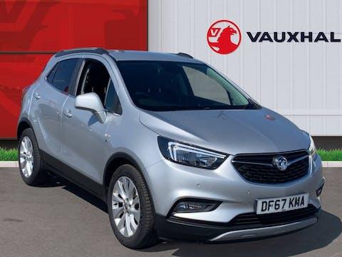 Vauxhall Mokka X 1.4i Turbo Ecotec Elite Nav SUV 5dr Petrol (s/s) (140 Ps)   DF67KMA