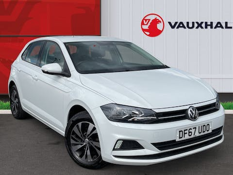 Volkswagen Polo 1.0 Tsi SE Hatchback 5dr Petrol Manual (s/s) (95 Ps) | DF67UDO