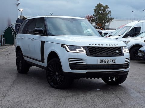 Land Rover Range Rover 3.0 Sd V6 Vogue SUV 5dr Diesel Auto 4wd (s/s) (275 Ps) | DF68FXC