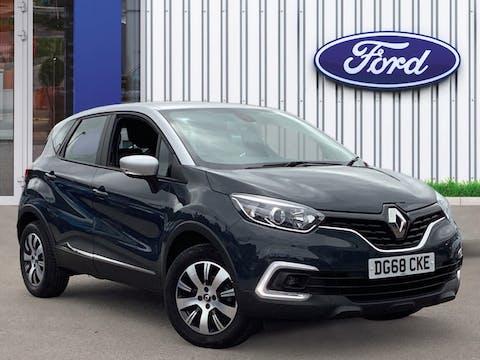 Renault Captur 0.9 Tce Energy Play SUV 5dr Petrol (s/s) (90 Ps) | DG68CKE