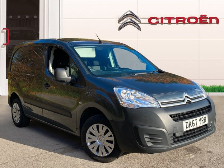 Citroen Berlingo 1.6 Bluehdi 850 Enterprise L1 Panel Van 5dr Diesel Manual (112 G/km, 100 Bhp) | DK67YRR | Photo 1
