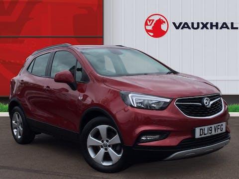 Vauxhall Mokka X 1.4i Turbo Ecotec Design Nav SUV 5dr Petrol (s/s) (140 Ps) | DL19VFG