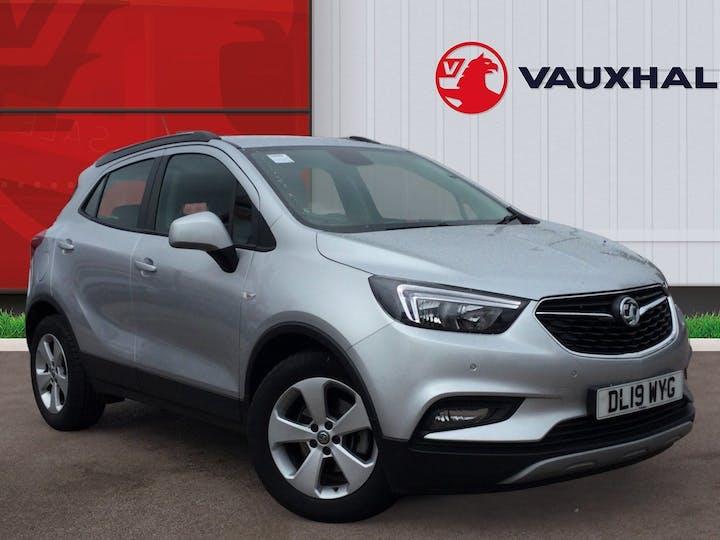 Vauxhall Mokka X 1.4i Turbo Ecotec Design Nav SUV 5dr Petrol (s/s) (140 Ps)   DL19WYG   Photo 1