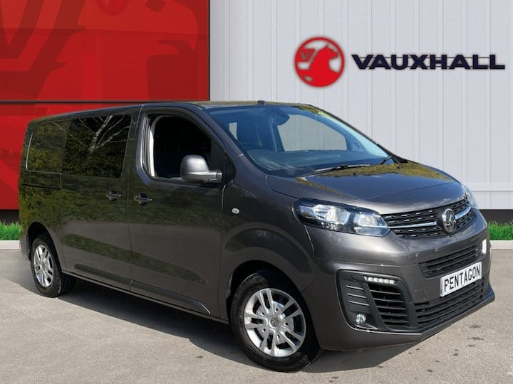 Vauxhall Vivaro 2.0 Turbo D 3100 Sportive Crew Van 5dr Diesel Manual L1 H1 Eu6 (s/s) (120 Ps) | DL20GYZ | Photo 1