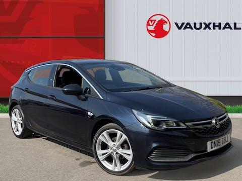 Vauxhall Astra 1.4i Turbo SRi Vx Line Nav Hatchback 5dr Petrol (150 Ps)   DN19BBJ