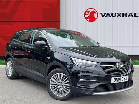 Vauxhall Grandland X 1.5 Turbo D Blueinjection Sport Nav SUV 5dr Diesel Manual (s/s) (130 Ps) | DN19CYJ