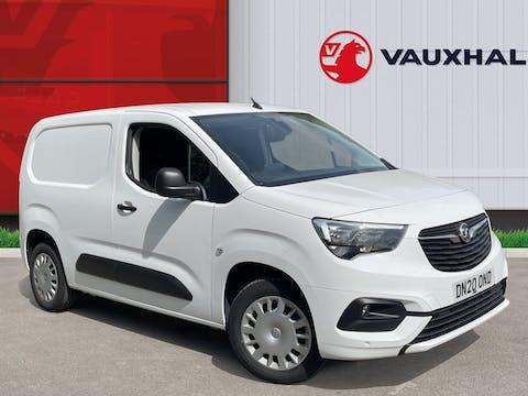 Vauxhall Combo 1.5 Turbo D 2000 Sportive Panel Van 4dr Diesel Manual L1 H1 Eu6 (s/s) (100 Ps) | DN20OND