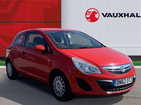 Vauxhall Corsa 1.0 I Ecoflex 12v S Hatchback 3dr Petrol Manual (120 G/km, 64 Bhp) | DN62OTZ