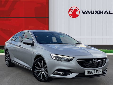 Vauxhall Insignia 2.0 Turbo D Blueinjection Tech Line Nav Grand Sport 5dr Diesel Manual (s/s) (170 Ps) | DN67EUP