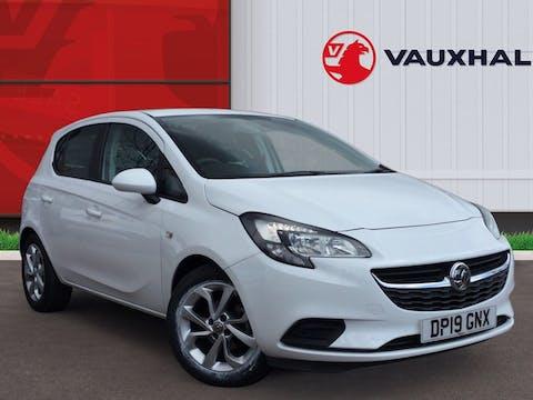 Vauxhall Corsa 1.4i Ecotec Sport Hatchback 5dr Petrol (90 Ps) | DP19GNX