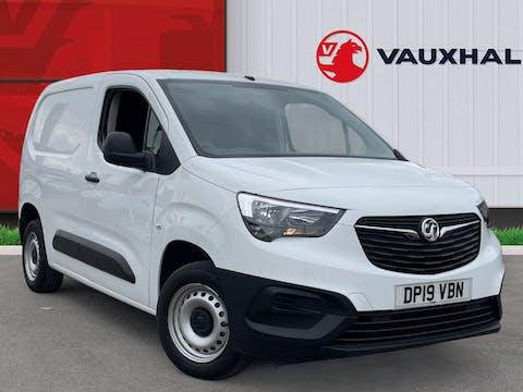 Vauxhall Combo L1 Diesel Combo Cargo 2000 1.6 Turbo D 7 5PS H1 Edition Van | DP19VBN