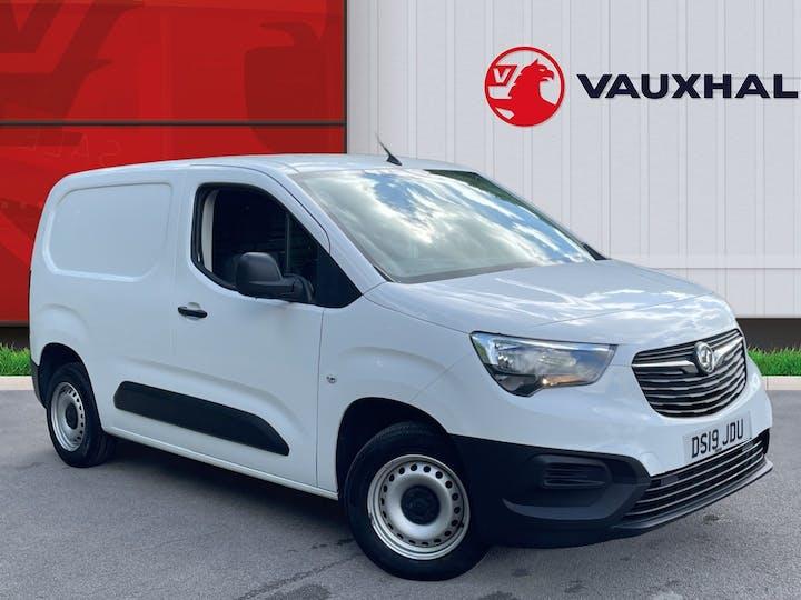 Vauxhall Combo 2000 1.6 Turbo D 1 00PS H1 Edition Van | DS19JDU | Photo 1