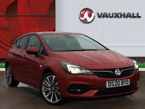 Vauxhall Astra 1.5 Turbo D SRi Vx Line Nav Hatchback 5dr Diesel Manual (s/s) (122 Ps) | DS20BYO