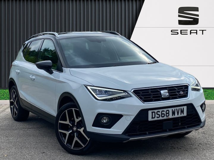 SEAT Arona 1.6 TDi Fr Sport SUV 5dr Diesel Manual (s/s) (115 Ps) | DS68WVM | Photo 1