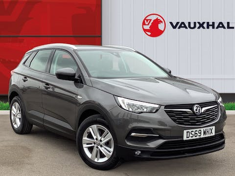 Vauxhall Grandland X 1.5 Turbo D Blueinjection SE SUV 5dr Diesel Manual (s/s) (130 Ps) | DS69WHX