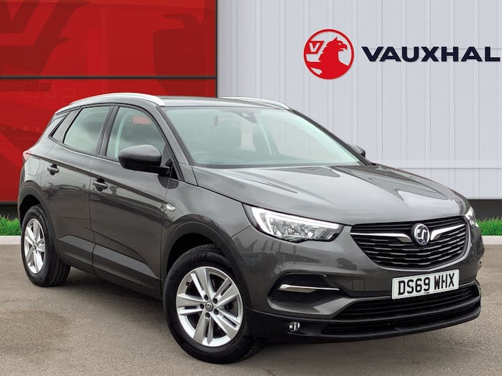 Vauxhall Grandland X 1.5 Turbo D Blueinjection SE SUV 5dr Diesel Manual (s/s) (130 Ps)   DS69WHX   Photo 1