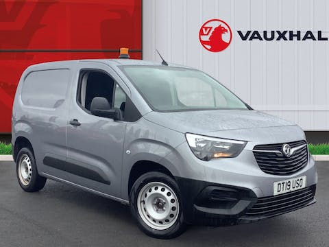 Vauxhall Combo L1 Diesel Combo Cargo 2300 1.6 Turbo D 7 5PS H1 Edition | DT19USO