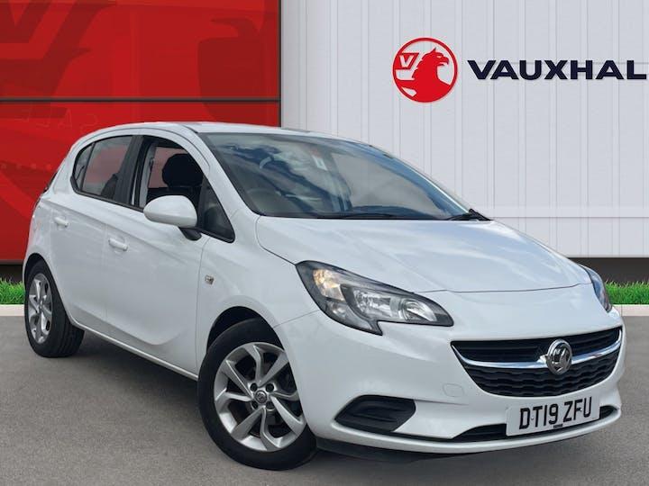 Vauxhall Corsa 1.4i Ecotec Sport Hatchback 5dr Petrol (90 Ps)   DT19ZFU   Photo 1