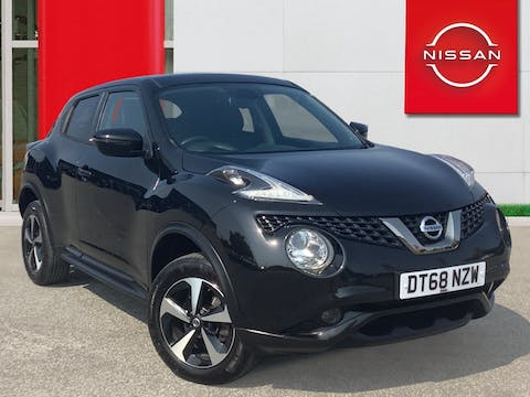 Nissan Juke 1.6 Bose Personal Edition SUV 5dr Petrol (112 Ps) | DT68NZW