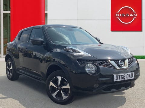 Nissan Juke 1.6 Bose Personal Edition SUV 5dr Petrol (112 Ps) | DT68OAD