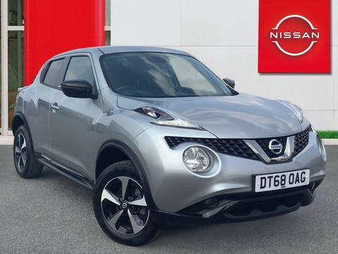 Nissan Juke 1.6 Bose Personal Edition SUV 5dr Petrol (112 Ps) | DT68OAG