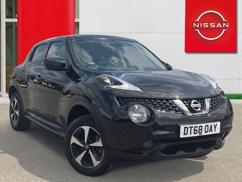 Nissan Juke 1.6 Bose Personal Edition SUV 5dr Petrol (112 Ps) | DT68OAY