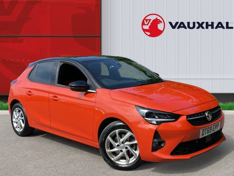 Vauxhall Corsa 1.2 Turbo SRi Premium Hatchback 5dr Petrol Manual (s/s) (100 Ps) | DT69EPP