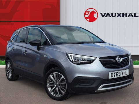 Vauxhall Crossland X 1.2 Griffin SUV 5dr Petrol Manual (s/s) (83 Ps) | DT69WHL
