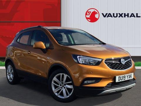 Vauxhall Mokka X 1.4i Turbo Ecotec Design Nav SUV 5dr Petrol (s/s) (140 Ps) | DU19YXK