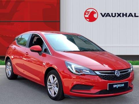 Vauxhall Astra 1.0i Turbo Ecoflex Tech Line Hatchback 5dr Petrol (s/s) (105 Ps) | DU66DVA
