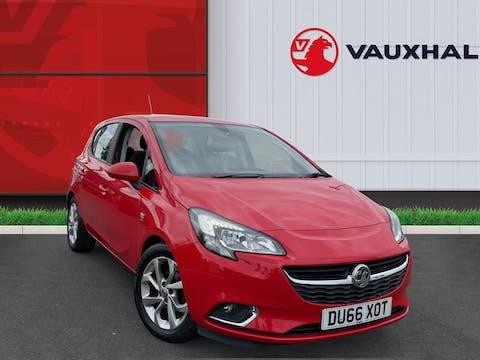 Vauxhall Corsa 1.4i Ecoflex SRi Hatchback 5dr Petrol (90 Ps) | DU66XOT