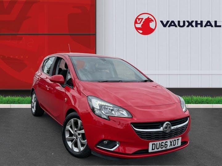 Vauxhall Corsa 1.4i Ecoflex SRi Hatchback 5dr Petrol (90 Ps)   DU66XOT   Photo 1