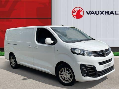 Vauxhall Vivaro 1.5 Turbo D 2900 Sportive Panel Van 5dr Diesel Manual L2 H1 Eu6 (s/s) (100 Ps) | DU69RUY