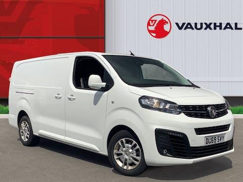 Vauxhall Vivaro 1.5 Turbo D 2900 Sportive Panel Van 5dr Diesel Manual L2 H1 Eu6 (s/s) (100 Ps) | DU69SVY