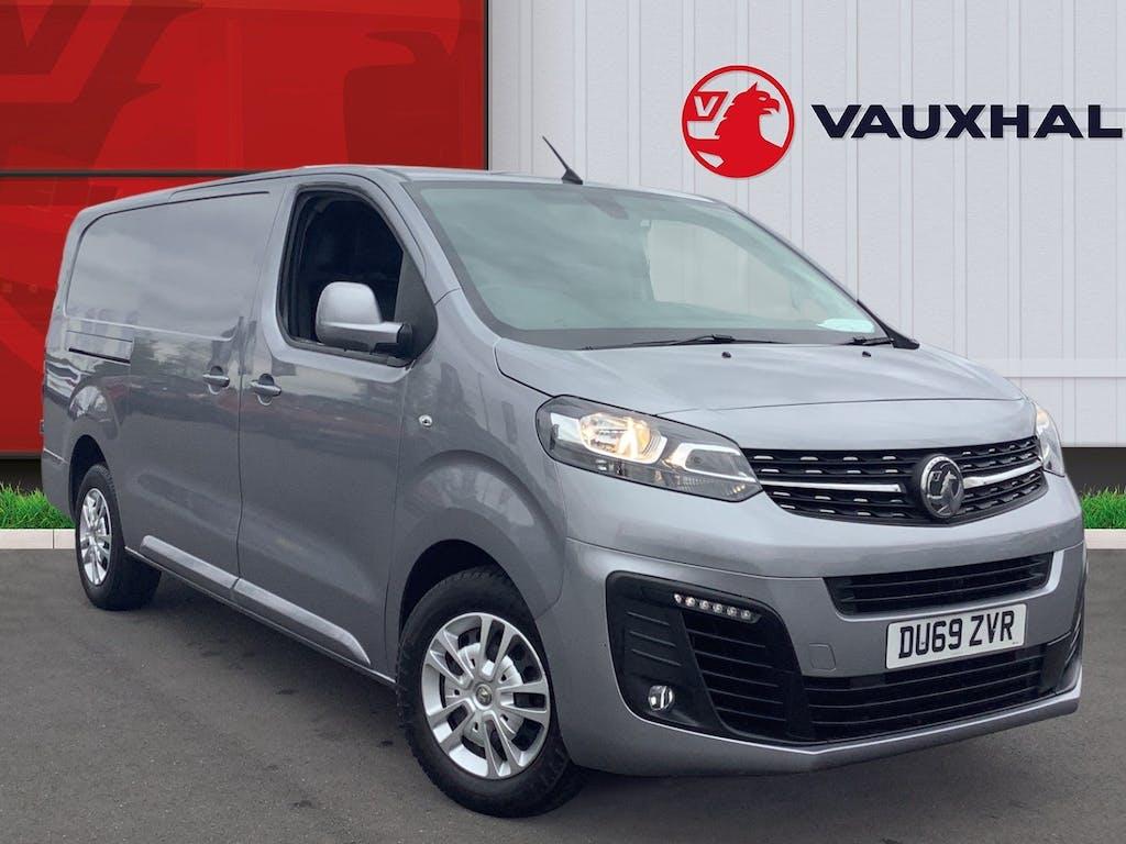 Vauxhall Vivaro Panel Van 2