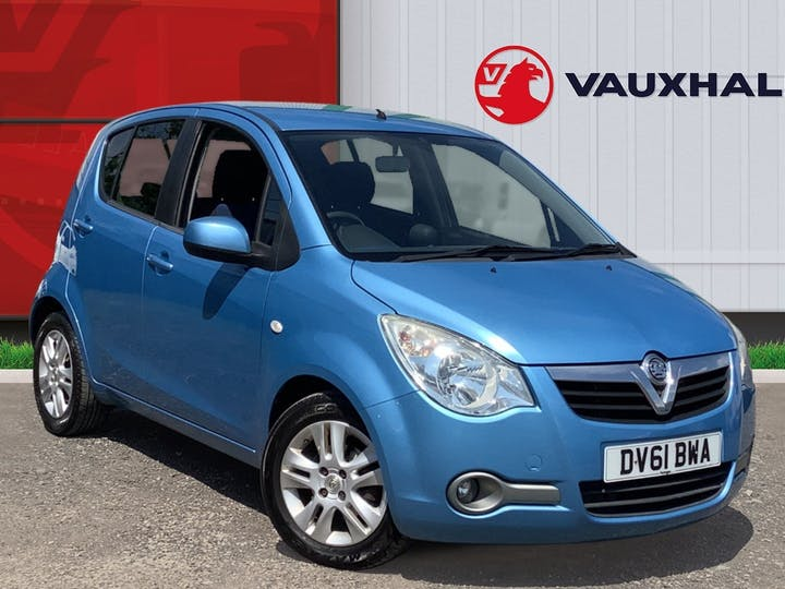 Vauxhall Agila 1.2 I SE Hatchback 5dr Petrol Manual (119 G/km, 92 Bhp)   DV61BWA   Photo 1