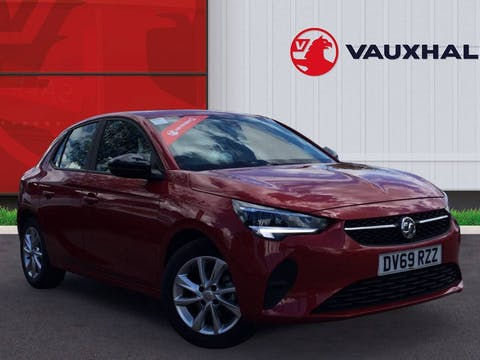 Vauxhall Corsa 1.2 SE Hatchback 5dr Petrol Manual (75 Ps) | DV69RZZ