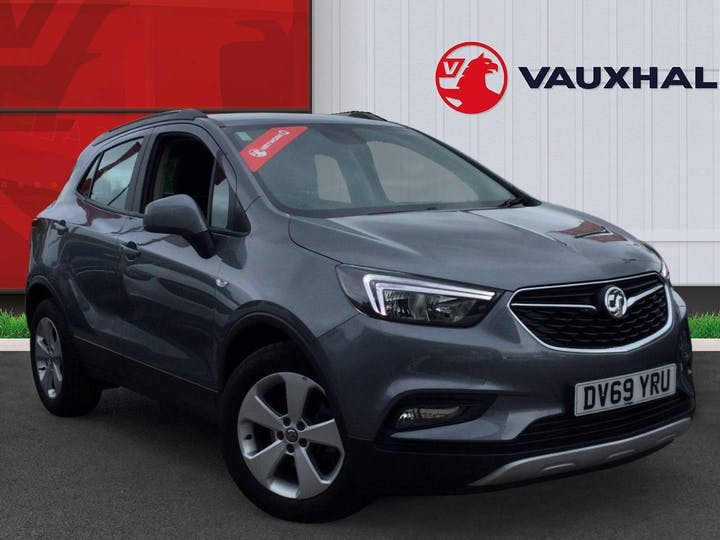 Vauxhall Mokka X 1.4i Turbo Ecotec Design Nav SUV 5dr Petrol (s/s) (140 Ps) | DV69YRU | Photo 1