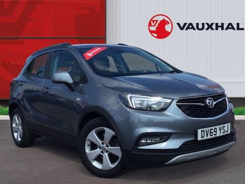 Vauxhall Mokka X 1.4i Turbo Ecotec Design Nav SUV 5dr Petrol (s/s) (140 Ps) | DV69YSJ