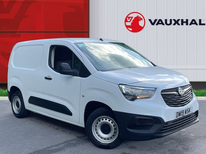 Vauxhall Combo 2000 1.6 Turbo D 7 5PS H1 Edition Van   DW19WSK   Photo 1
