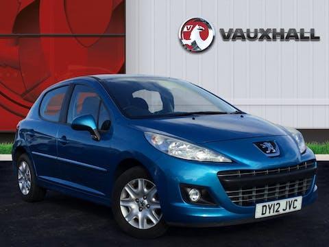 Peugeot 207 1.4 Active 5dr | DY12JVC
