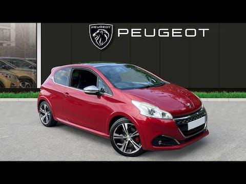 Peugeot 208 1.6 Thp GTi Prestige Hatchback 3dr Petrol (s/s) (208 Ps)   DY16TZS