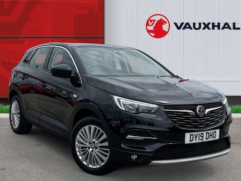 Vauxhall Grandland X 1.5 Turbo D Blueinjection Sport Nav SUV 5dr Diesel Manual (s/s) (130 Ps) | DY19DHO