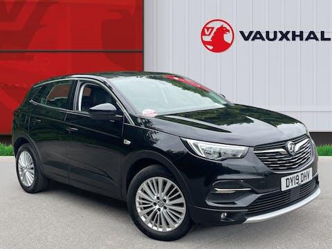 Vauxhall Grandland X 1.5 Turbo D Blueinjection Sport Nav SUV 5dr Diesel Manual (s/s) (130 Ps) | DY19DHV