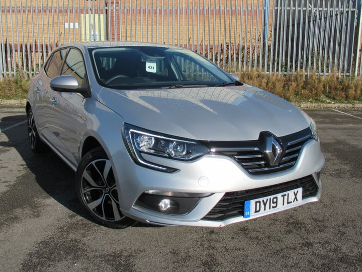 Renault Megane 1.3 Tce Iconic Hatchback 5dr Petrol Manual (s/s) (140 Ps) | DY19TLX | Photo 1