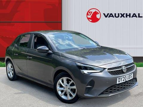 Vauxhall Corsa 1.2 SE Hatchback 5dr Petrol Manual (75 Ps) | DY20UBS