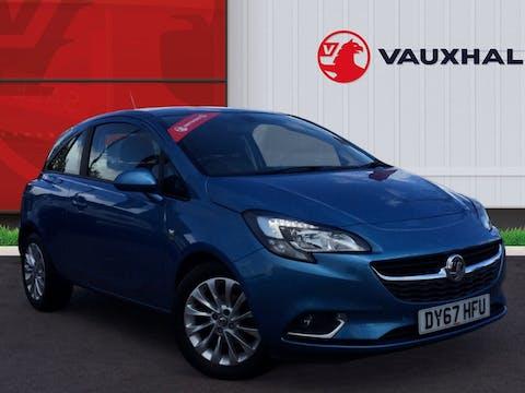 Vauxhall Corsa 1.4i Ecotec SE Hatchback 3dr Petrol (90 Ps) | DY67HFU