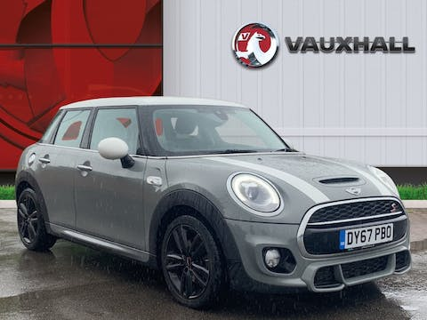MINI Hatch 2.0 Cooper S Hatchback 5dr Petrol Auto (s/s) (192 Ps) | DY67PBO